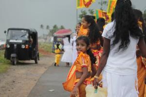 Perahera-fesztivál, Hikkaduwa