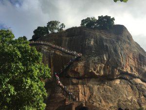 Sigiriya (Fotó: Várszegi Eszter)